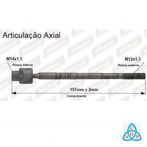 Articulação Axial Fiat 147/Elba/Fiorino/Oggi/Panorama/Prêmio/Uno-680002-Unidade-Viemar