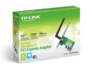 Adaptador PCI Express Wireless N150Mbps TL-WN781ND